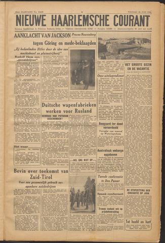 Nieuwe Haarlemsche Courant 1946-07-26