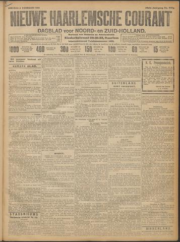 Nieuwe Haarlemsche Courant 1914-02-03