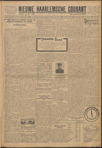 Nieuwe Haarlemsche Courant 1925-05-09