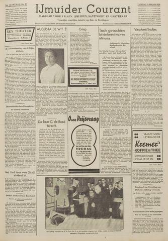 IJmuider Courant 1939-02-11
