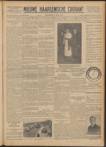 Nieuwe Haarlemsche Courant 1928-07-23
