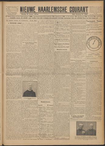 Nieuwe Haarlemsche Courant 1927-01-25