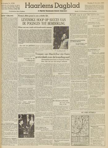 Haarlem's Dagblad 1950-12-11