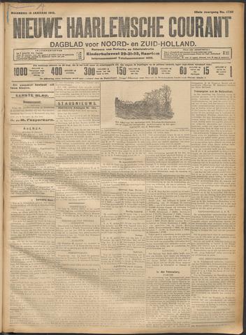 Nieuwe Haarlemsche Courant 1912-01-15