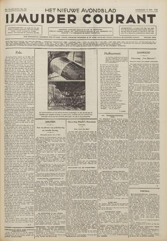 IJmuider Courant 1938-02-09