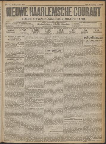 Nieuwe Haarlemsche Courant 1915-08-31