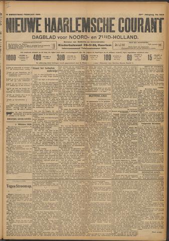 Nieuwe Haarlemsche Courant 1909-02-18