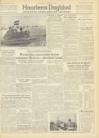 Haarlem's Dagblad 1954-02-08