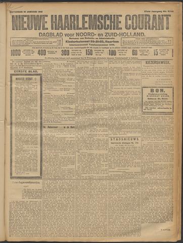 Nieuwe Haarlemsche Courant 1913-01-18