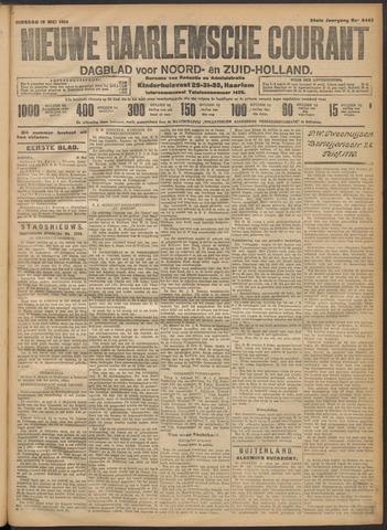 Nieuwe Haarlemsche Courant 1914-05-19