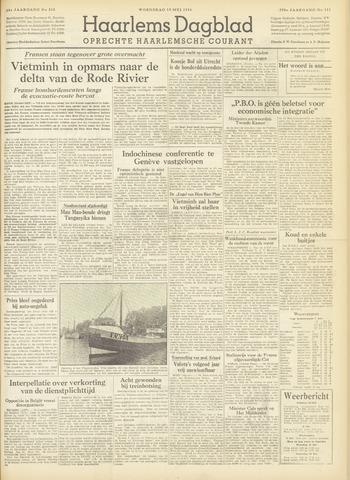 Haarlem's Dagblad 1954-05-19