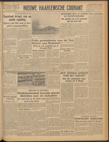 Nieuwe Haarlemsche Courant 1947-06-07
