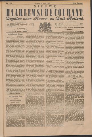 Nieuwe Haarlemsche Courant 1900-04-10