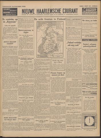 Nieuwe Haarlemsche Courant 1940-03-05
