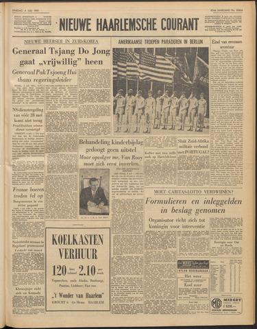 Nieuwe Haarlemsche Courant 1961-07-04