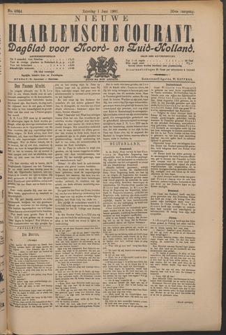 Nieuwe Haarlemsche Courant 1901-06-01