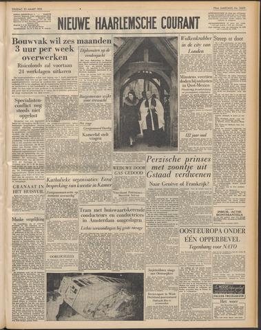 Nieuwe Haarlemsche Courant 1955-03-22