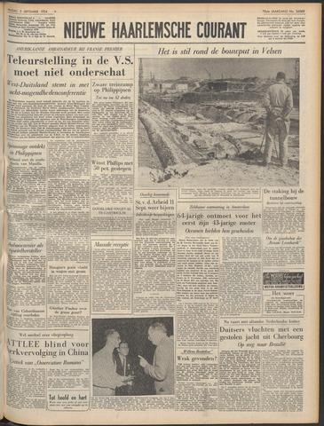 Nieuwe Haarlemsche Courant 1954-09-03