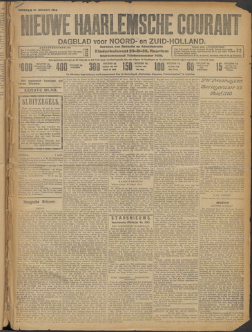 Nieuwe Haarlemsche Courant 1914-03-31