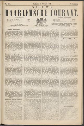 Nieuwe Haarlemsche Courant 1883-02-15