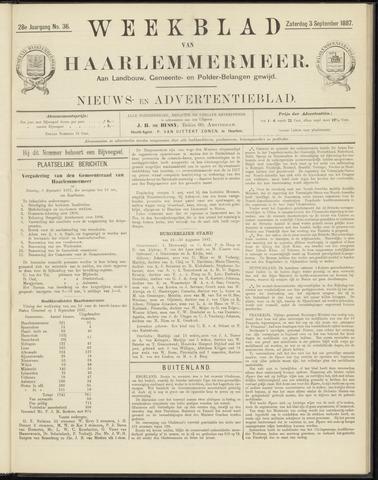 Weekblad van Haarlemmermeer 1887-09-03