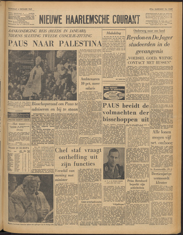 Nieuwe Haarlemsche Courant 1963-12-04