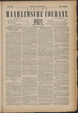 Nieuwe Haarlemsche Courant 1888-09-30