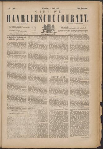 Nieuwe Haarlemsche Courant 1888-07-11