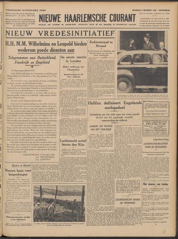 Nieuwe Haarlemsche Courant 1939-11-08