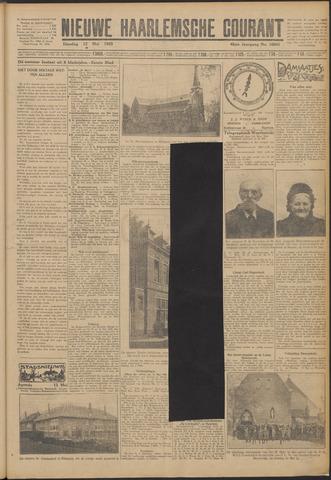 Nieuwe Haarlemsche Courant 1925-05-12