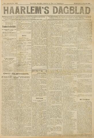 Haarlem's Dagblad 1921