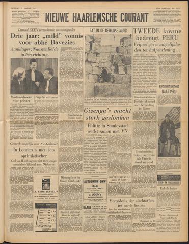 Nieuwe Haarlemsche Courant 1962-01-13