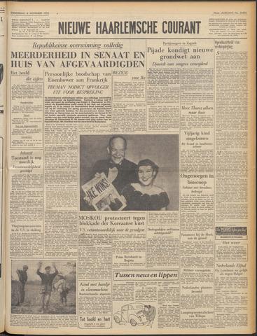 Nieuwe Haarlemsche Courant 1952-11-06