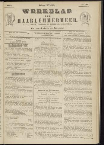 Weekblad van Haarlemmermeer 1883-07-27