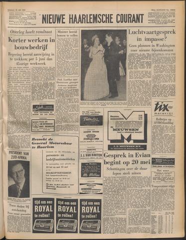 Nieuwe Haarlemsche Courant 1961-05-12