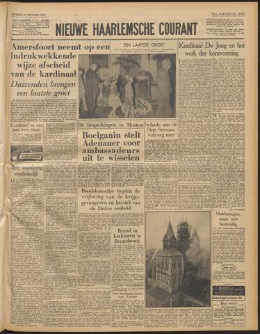 Nieuwe Haarlemsche Courant 1955-09-10