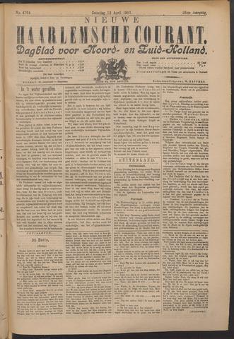 Nieuwe Haarlemsche Courant 1901-04-13