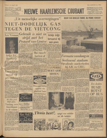 Nieuwe Haarlemsche Courant 1965-03-23