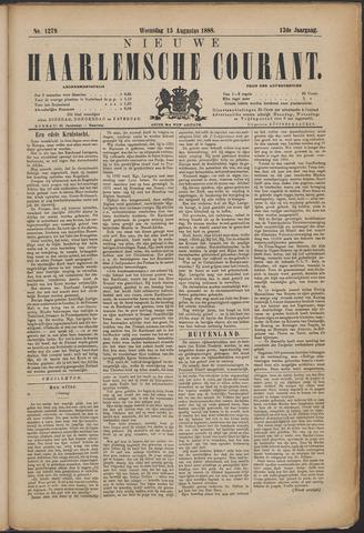 Nieuwe Haarlemsche Courant 1888-08-15