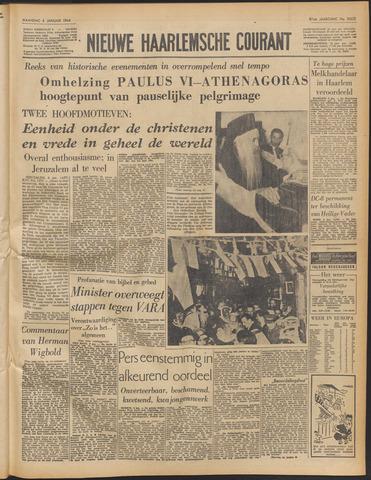 Nieuwe Haarlemsche Courant 1964-01-06