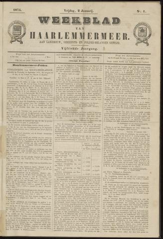 Weekblad van Haarlemmermeer 1874-01-02