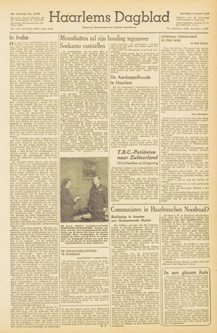 Haarlem's Dagblad 1945-10-06