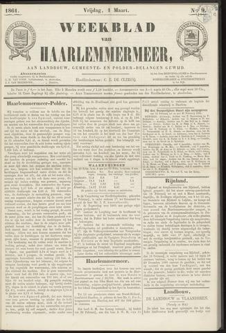 Weekblad van Haarlemmermeer 1861-03-01