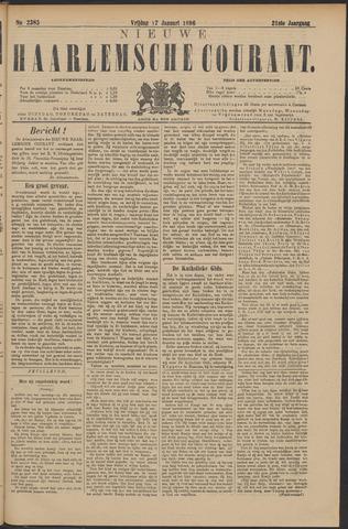Nieuwe Haarlemsche Courant 1896-01-17