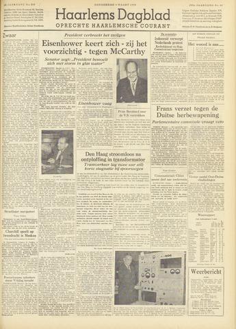 Haarlem's Dagblad 1954-03-04
