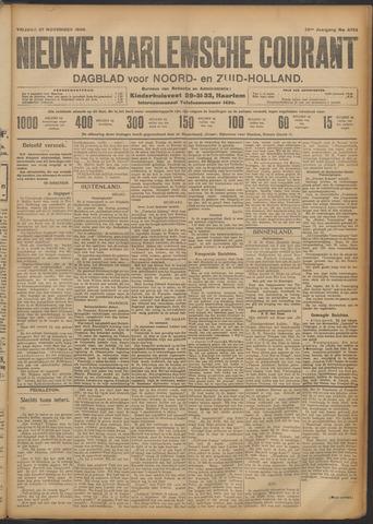 Nieuwe Haarlemsche Courant 1908-11-27