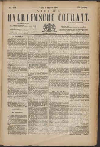 Nieuwe Haarlemsche Courant 1890-08-01