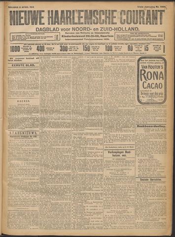 Nieuwe Haarlemsche Courant 1912-04-05