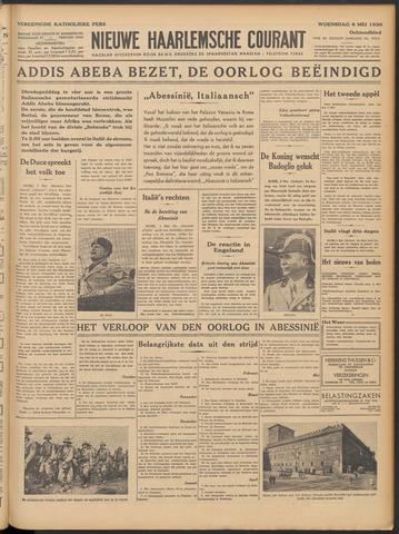 Nieuwe Haarlemsche Courant 1936-05-06