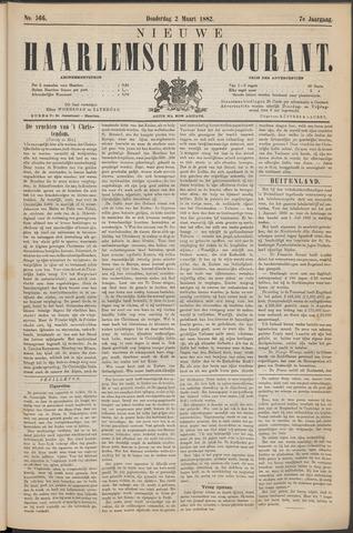 Nieuwe Haarlemsche Courant 1882-03-02